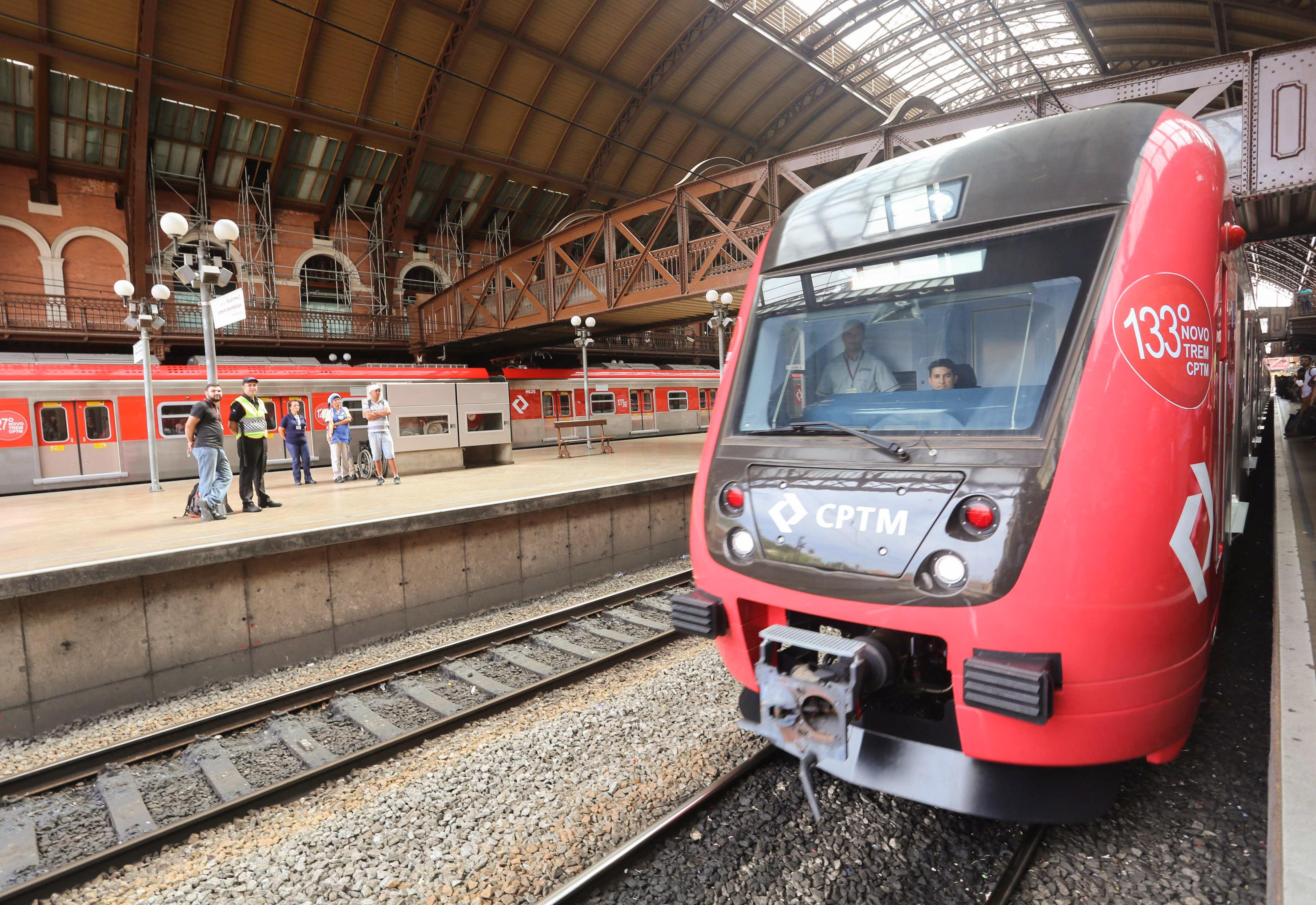 Furto de equipamentos deixou trens da Linha 8-Diamante (Júlio Prestes – Itapevi) mais lentos nesta terça, 12 - Correio Paulista