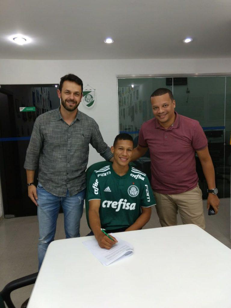 Jogador do Audax é vendido ao Palmeiras