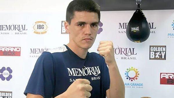 Se passar pelo mexicano neste sábado, Patrick Teixeira vai disputar o Mundial de Boxe