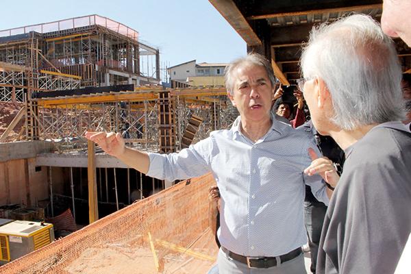 Furlan cogita candidatura a governador e cutuca prefeitos da região