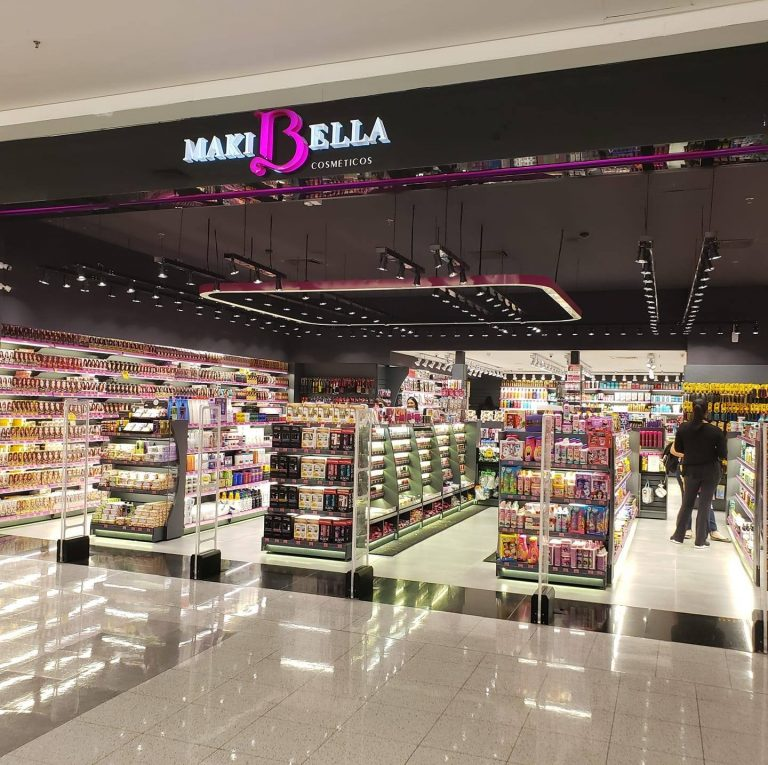 MakiBella Cosméticos inaugura loja no SuperShopping Osasco