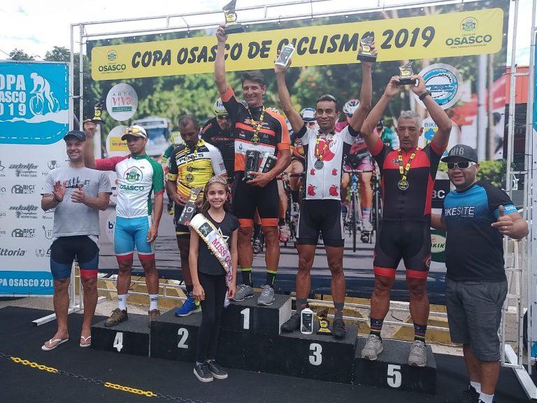 Copa Osasco de Ciclismo reuniu os melhores da modalidade neste domingo, 1