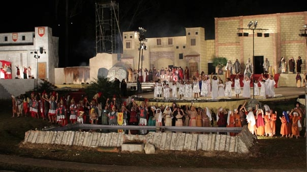 Carapicuíba prorroga inscrições para elenco do Drama da Paixão de Cristo